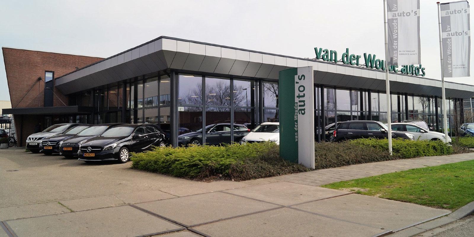 Van der Woude Auto's BV