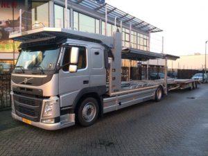 Van der Woude Auto's - B2B