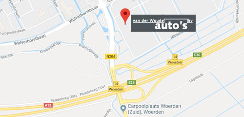 Van der Woude Auto's - Contact