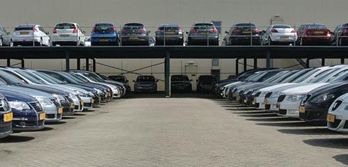 Van der Woude Auto's - Occasions